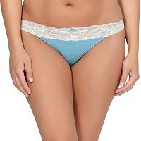 Women's Parfait So Essential Thong Panty PP403
