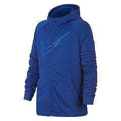 Boys 8-20 Nike Dry Legacy Full-Zip Hoodie