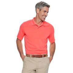 Men's Croft & Barrow® Regular-Fit Space-Dye Polo