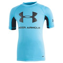 Boys 8-20 Under Armour Comp Rash Guard Top