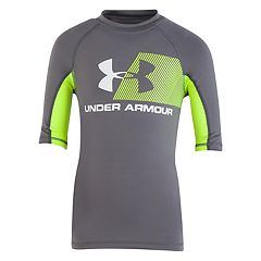 Boys 8-20 Under Armour H2O Reveal Rash Guard Top