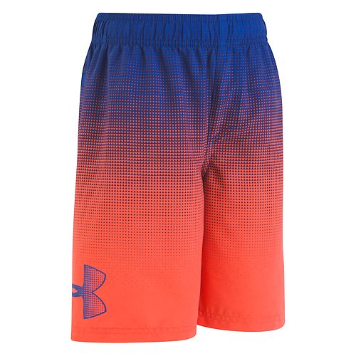 ee2d7cb24c Boys 8-20 Under Armour Angle Drift Volley Shorts