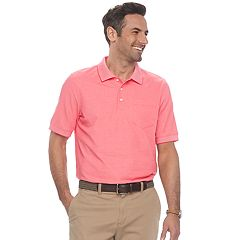 Men's Croft & Barrow® Classic-Fit Oxford Performance Polo