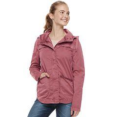 Juniors' SO® Hooded Jacket