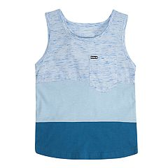 Toddler Boy Hurley Pocket Colorblock Tank Top