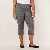 Plus Size LC Lauren Conrad Leggings