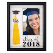 """New View """"Class of 2018"""" Graduation 4"""" x 6"""" Tassel Frame"""