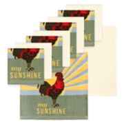 The Big One® Rooster Dishcloth 8-pack