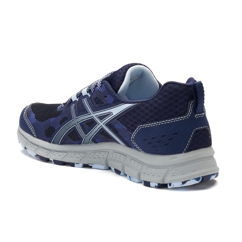 b7711e65fa57 Womens Blue ASICS Shoes