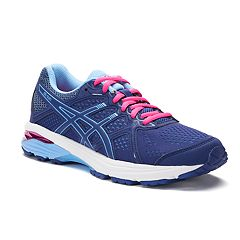 2e57bc65ce58 ASICS GT-Xpress Women s Running Shoes. Carbon Soothing Sea Black Mojave Blue  Print
