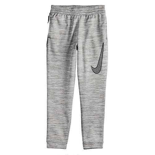 77e08c677eb5 Boys 8-20 Nike Therma Basketball Jogger Pants
