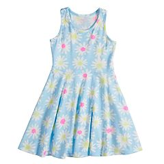 Girls 4-10 Jumping Beans® Racerback Swing Dress