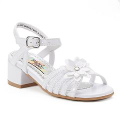 Rachel Shoes Lil Melina Toddler Girls' Dress Sandals