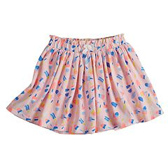 Girls 4-10 Jumping Beans®  Patterned Skort