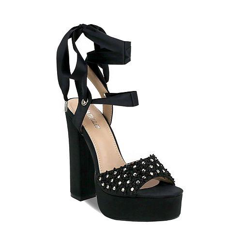 Olivia Miller Garden City Women's High Heels