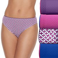 Fruit of the Loom 5-pack Breathable Micro Mesh Hi-Cut Panty 5DSBBHC
