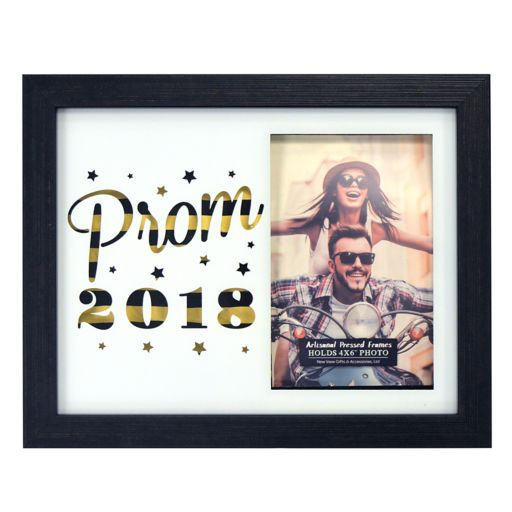 """New View """"Prom 2018"""" 4"""" x 6"""" Frame"""