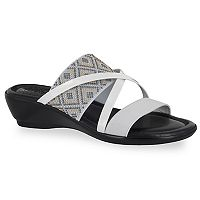 Tuscany by Easy Street Palazzo Women's Sandals