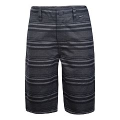 Boys 4-7 Hurley Jones Striped Shorts