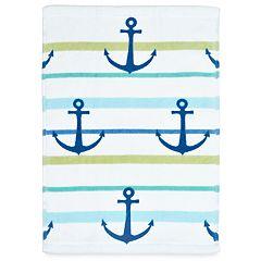Destinations Wellfleet Fingertip Towel