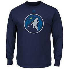 Men's Majestic Minnesota Timberwolves Logo Tee