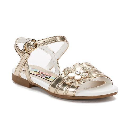 Rachel Shoes Lil Daria Toddler Girls' Sandals