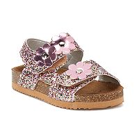 Rachel Shoes Lil Daisy Toddler Girls' Sandals