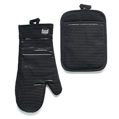 Food Network™ Silcone Oven Mitt & Pot Holder