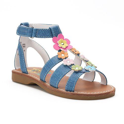 Rachel Shoes Gloria Toddler Girls' Gladiator Sandals