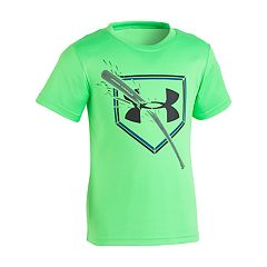 Boys 4-7 Under Armour Shield Bat Graphic Tee