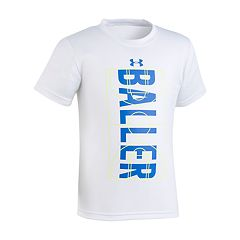 Boys 4-7 Under Armour 'Baller' Logo Graphic Tee