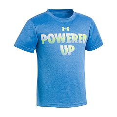 Boys 4-7 Under Armour 'Powered Up' Logo Graphic Tee