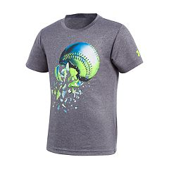 Boys 4-7 Under Armour Exploding Baseball Graphic Tee