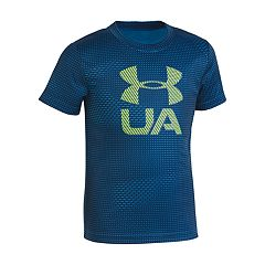 Boys 4-7 Under Armour Logo Graphic Tee