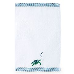 Destinations Sea Turtle Fingertip Towel