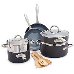 GreenPan Lima 12 pc Ceramic Nonstick Cookware Set