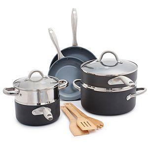 670354427afd GreenPan Valencia Pro 11-pc. Ceramic Nonstick Cookware Set. (15). Regular