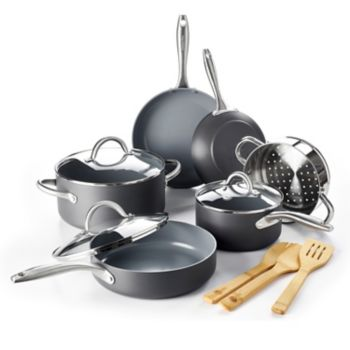 GreenPan Lima 12-pc. Ceramic Nonstick Cookware Set