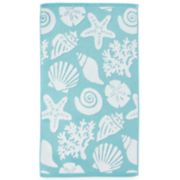 Destinations Shell Beach Hand Towel