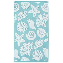 Destinations Shell Beach Hand Towel