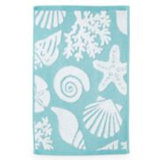 Destinations Shell Beach Fingertip Towel