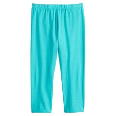 Girls 7-16 & Plus Size SO® Lattice Back Capri Leggings