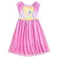 Toddler Girl Peppa Pig Fantasy Nightgown