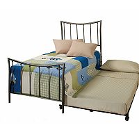 Hillsdale Furniture Edgewood Twin Bed & Trundle