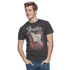Men's Fender Patriotic Guitar Tee