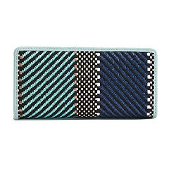 Apt. 9® Chevron RFID-Blocking Slim Wallet