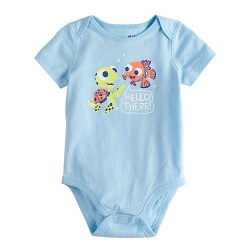 Baby Boy Disney/Pixar Nemo Bodysuit