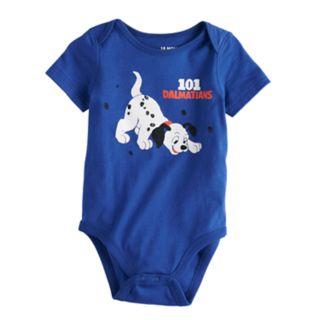 Baby Boy Disney 101 Dalmations Bodysuit