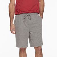 Men's Croft & Barrow® True Comfort Solid Sleep Shorts