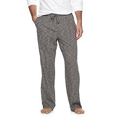 Men's Croft & Barrow® True Comfort Slubbed Knit Lounge Pants